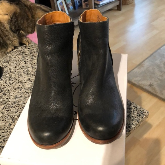 5591d76c0db Nordstrom Shoes - Kork-ease wedge booties. Size 7.5